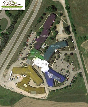 Parkview Meadows Aerial Map